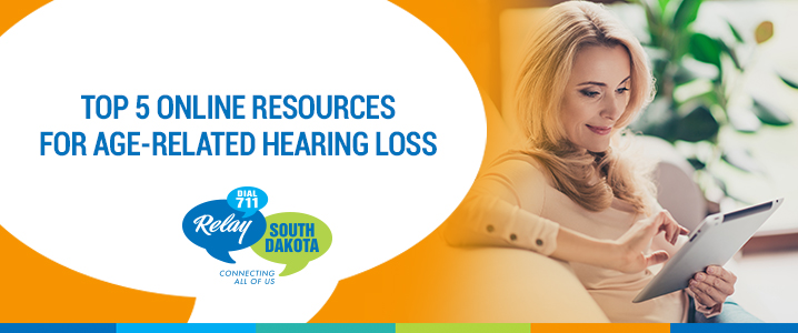 Top 5 Online Resources for Age-Related Hearing Loss