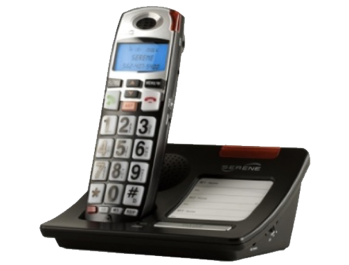 Serene Amplified Cordless Telephone