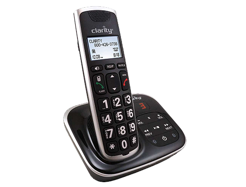 Clarity Amplified Cordless Bluetooth Telephone