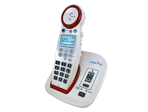 Clarity Amplified Cordless Telephone