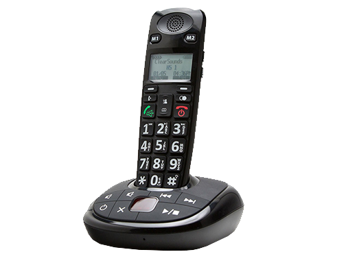Clear Sounds Amplified Cordless Telephone