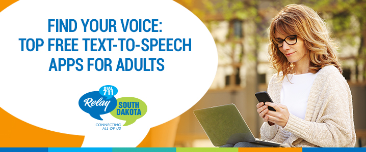 Find Your Voice: Top Free Text-To-Speech Apps for Adults