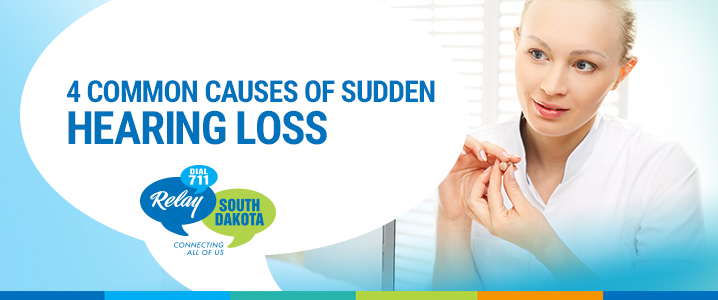 4 Common Causes of Sudden Hearing Loss