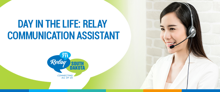 Day in the Life: Relay Communication Assistant (CA)