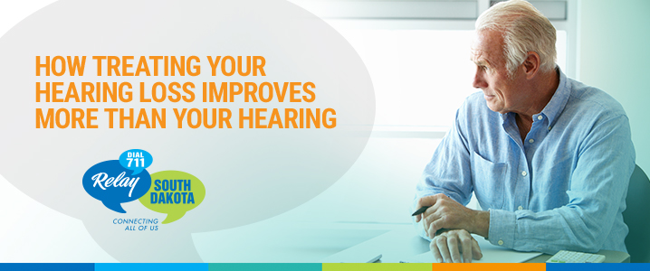 How Treating Your Hearing Loss Treats More than Your Hearing