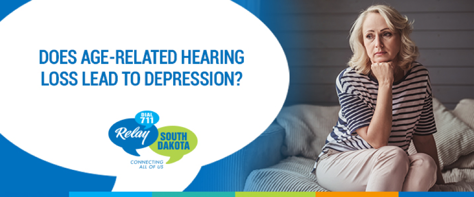 Does Age-Related Hearing Loss Lead to Depression?