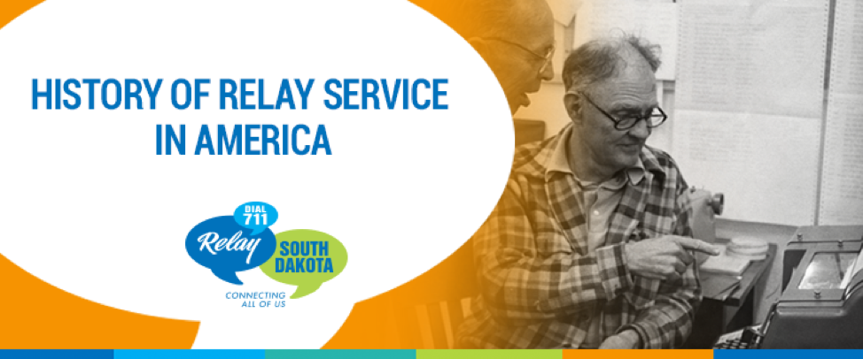 History of Relay Service in America