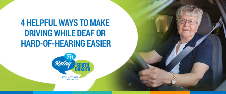 4 Helpful Ways to Make Driving While Deaf or Hard-of-Hearing Easier