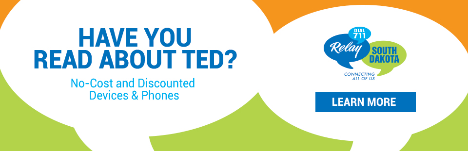 learn more about the TED service