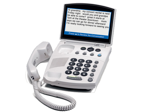 Captioned 840+ Telephone